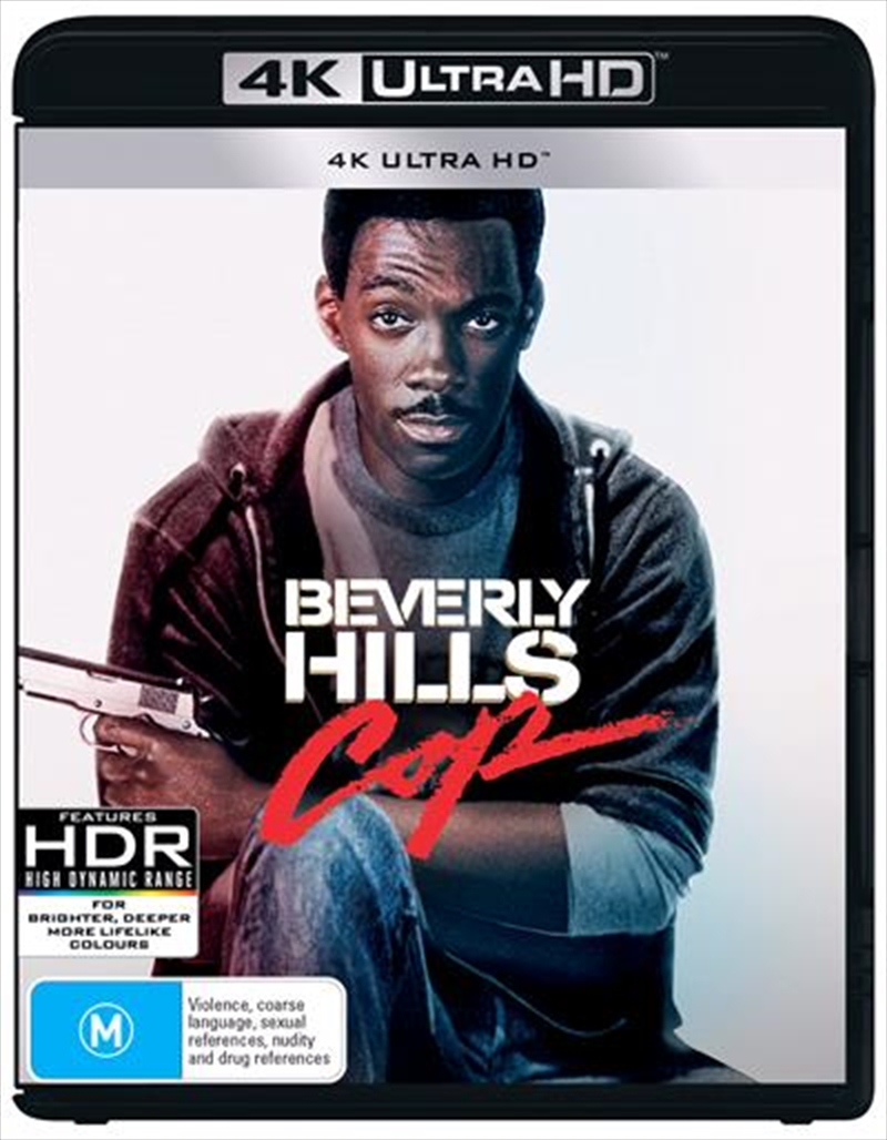 Beverly Hills Cop - Limited Edition | UHD | UHD