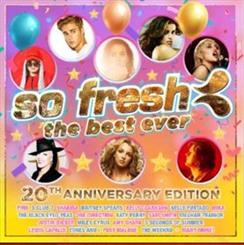 So Fresh - Best Ever   CD