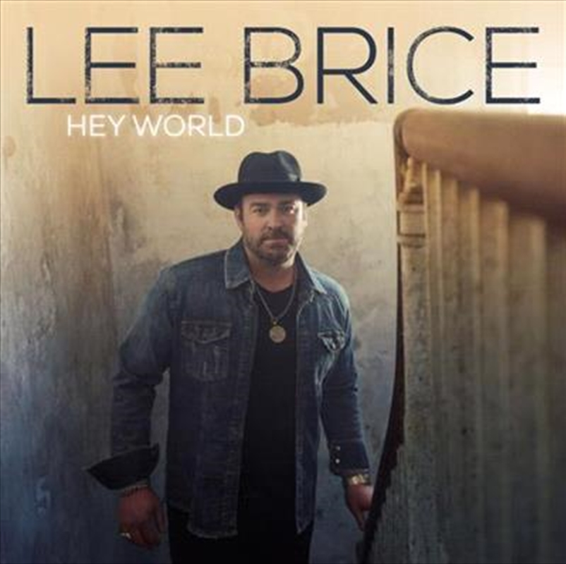 Hey World | CD