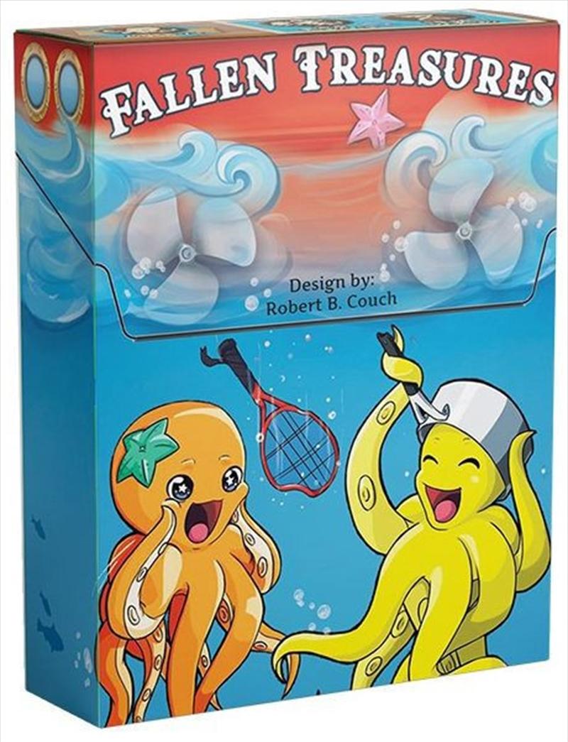 Fallen Treasures | Merchandise