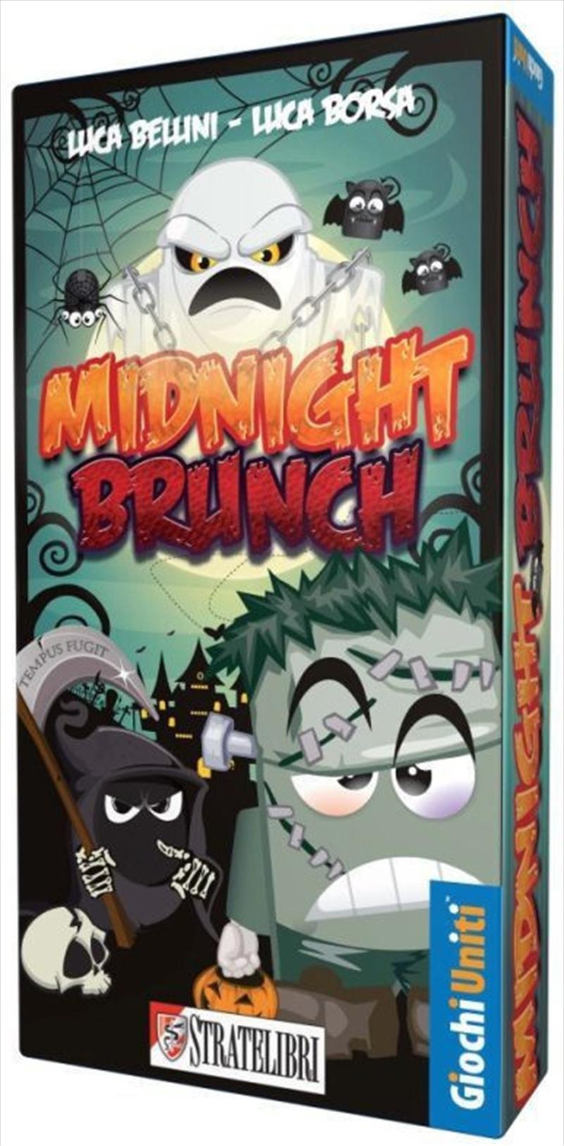 Midnight Brunch   Merchandise