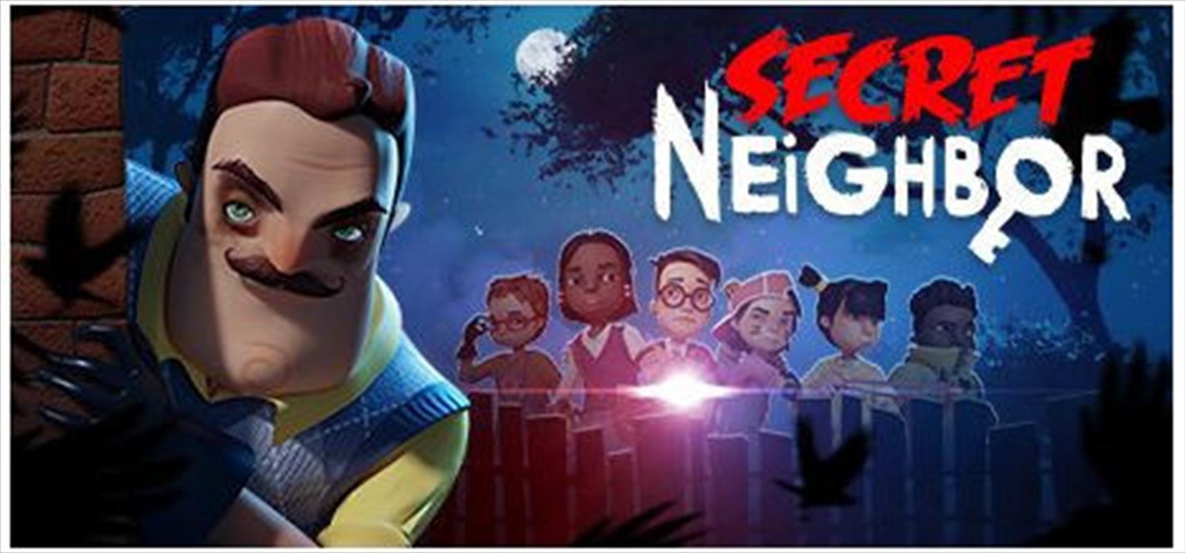 Secret Neighbor | Merchandise