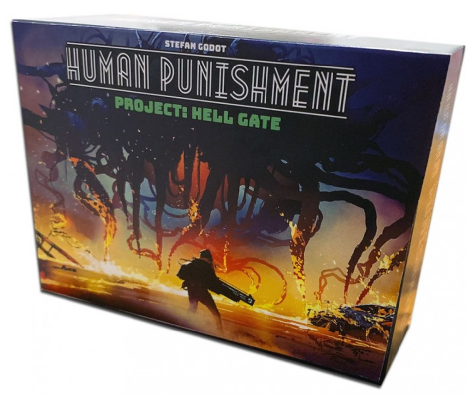 Human Punishment Project Hell Gate Expansion | Merchandise