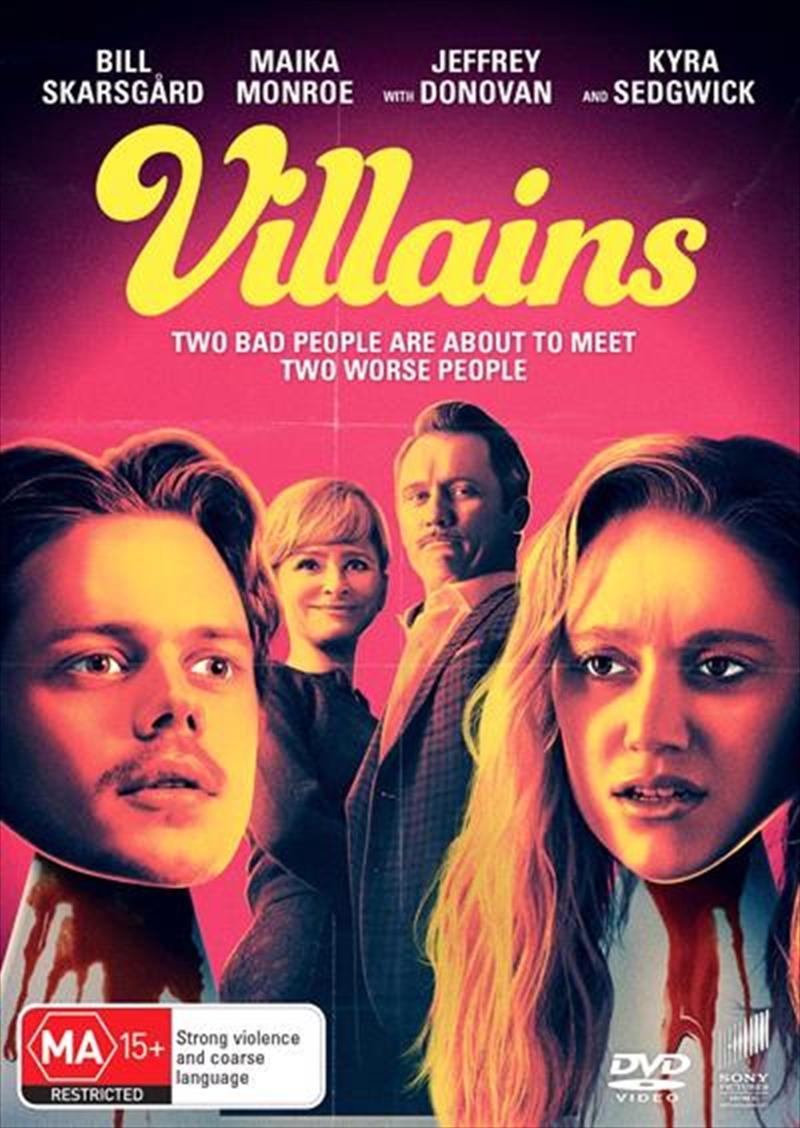 Villains | DVD