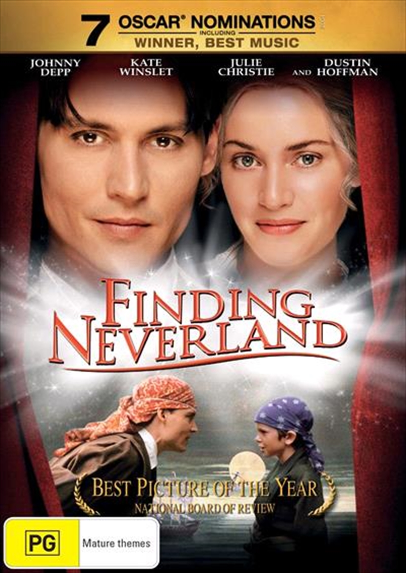 Finding Neverland | DVD