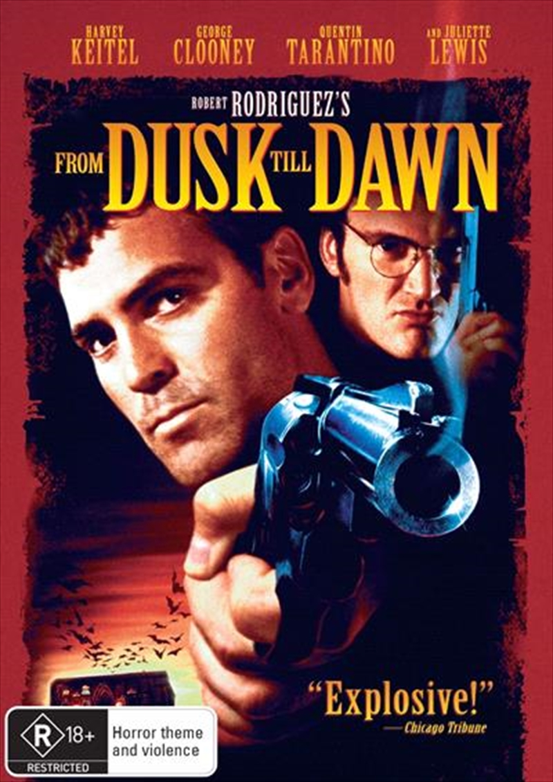From Dusk Till Dawn | DVD