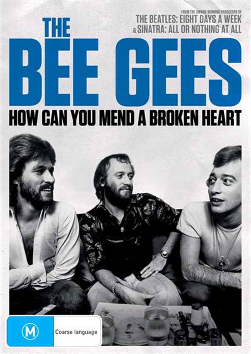 Bee Gees - How Can You Mend A Broken Heart, The | DVD