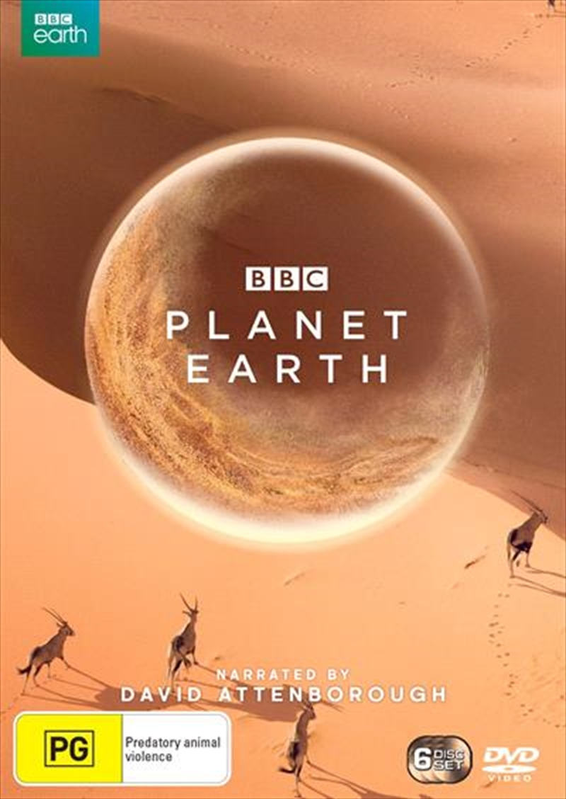Planet Earth | Complete Series | DVD