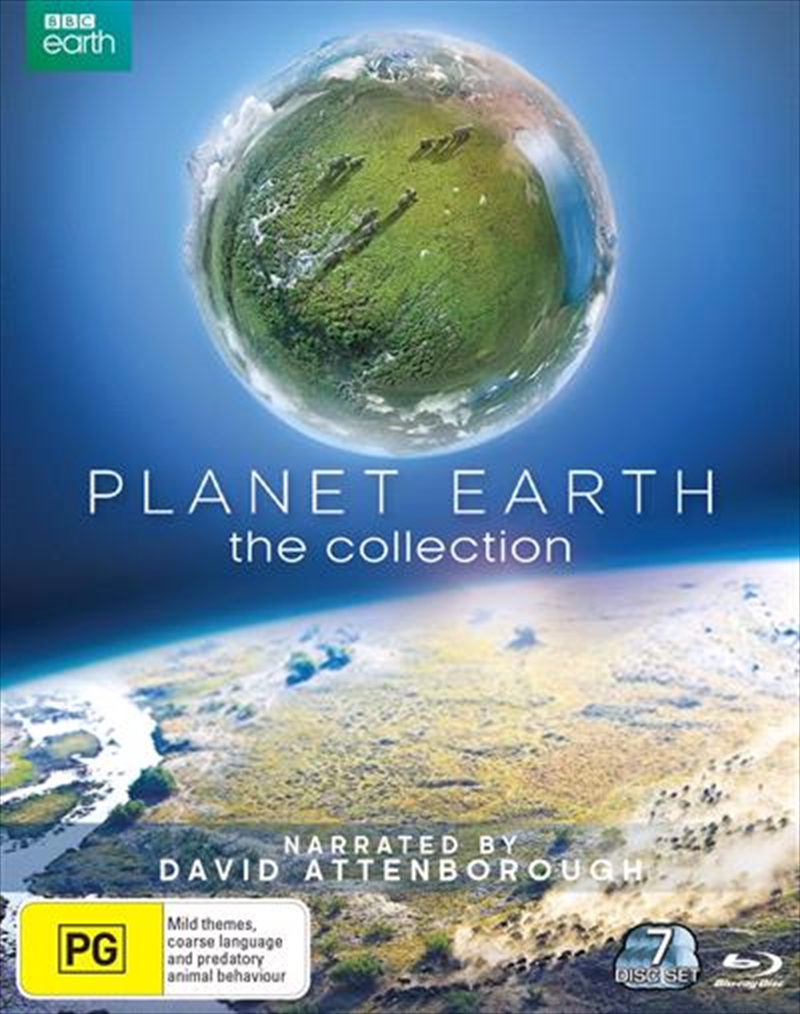 Planet Earth | Boxset Collection | Blu-ray