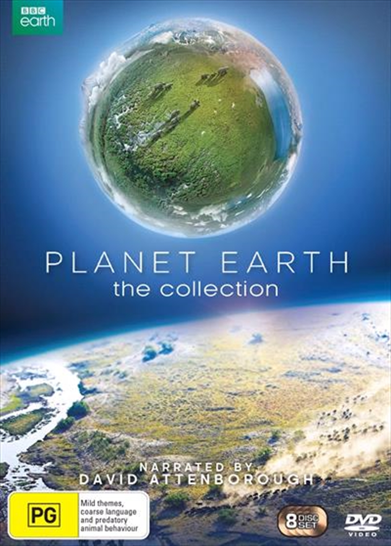 Planet Earth | Collection | DVD