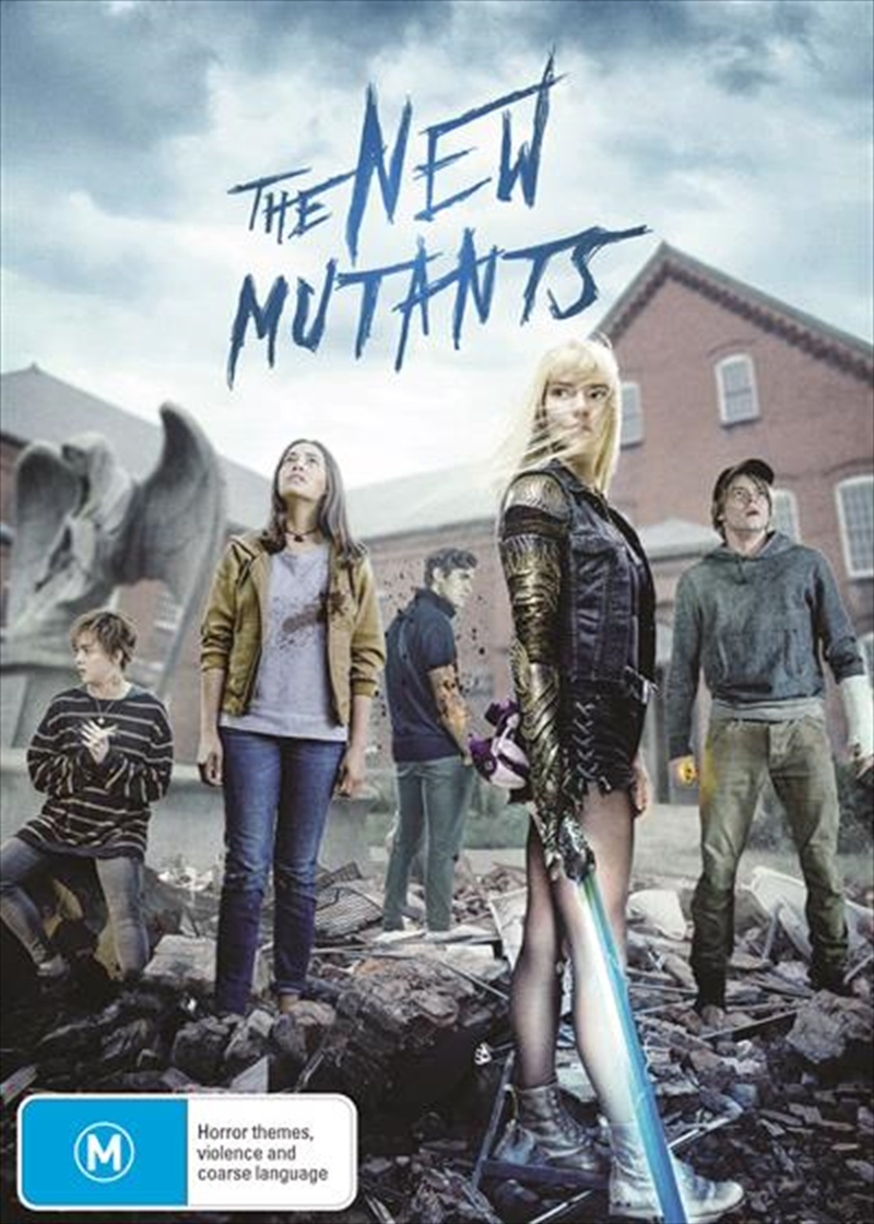 New Mutants, The   DVD