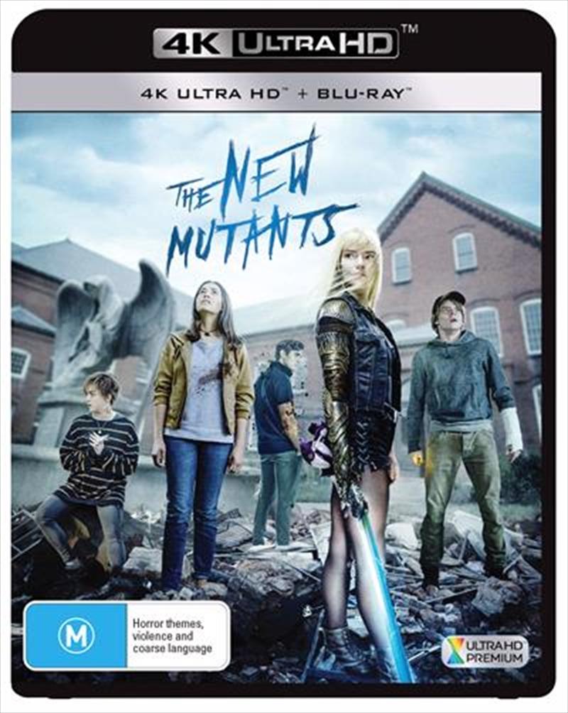 New Mutants | Blu-ray + UHD, The | UHD