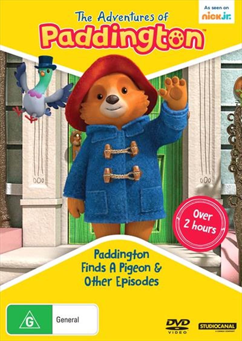 Adventures Of Paddington - Vol 1, The | DVD