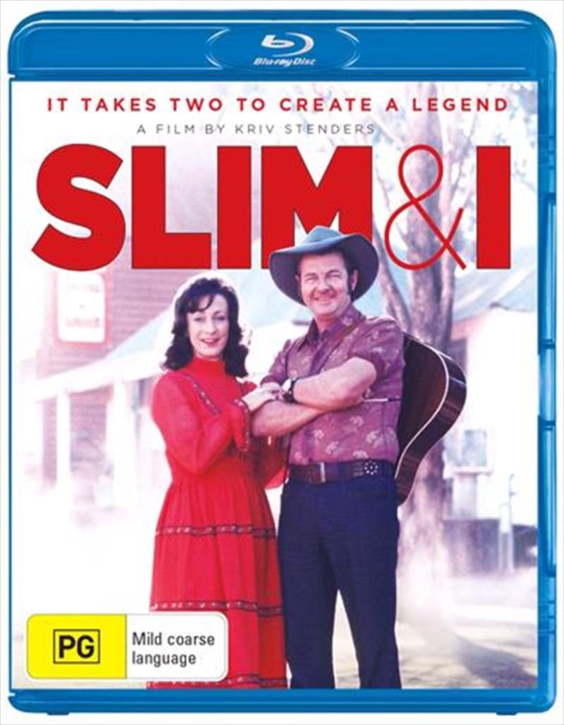 Slim & I | Blu-ray