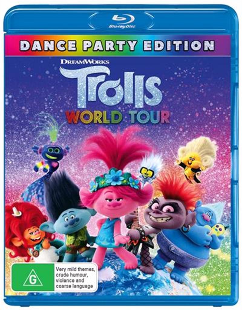 Trolls World Tour | Blu-ray