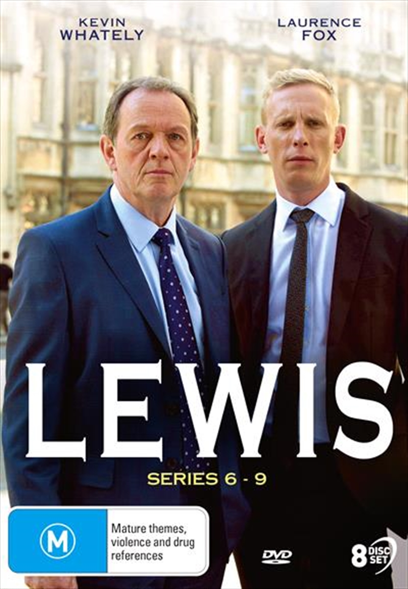 Lewis - Series 6-9 | Collection | DVD
