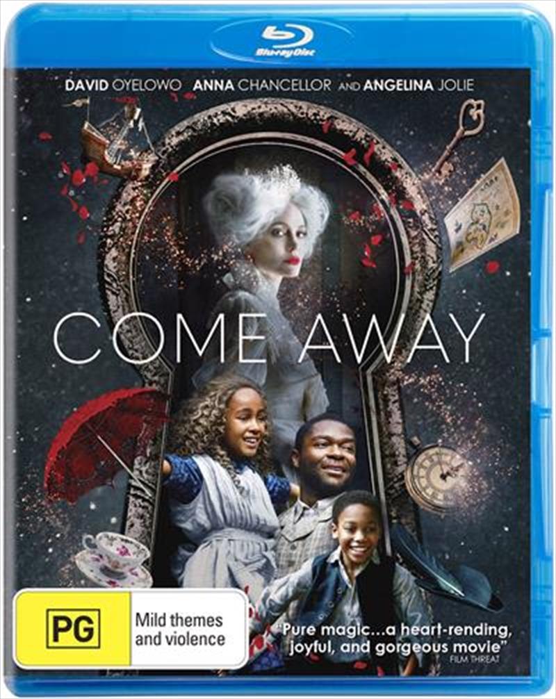Come Away   Blu-ray