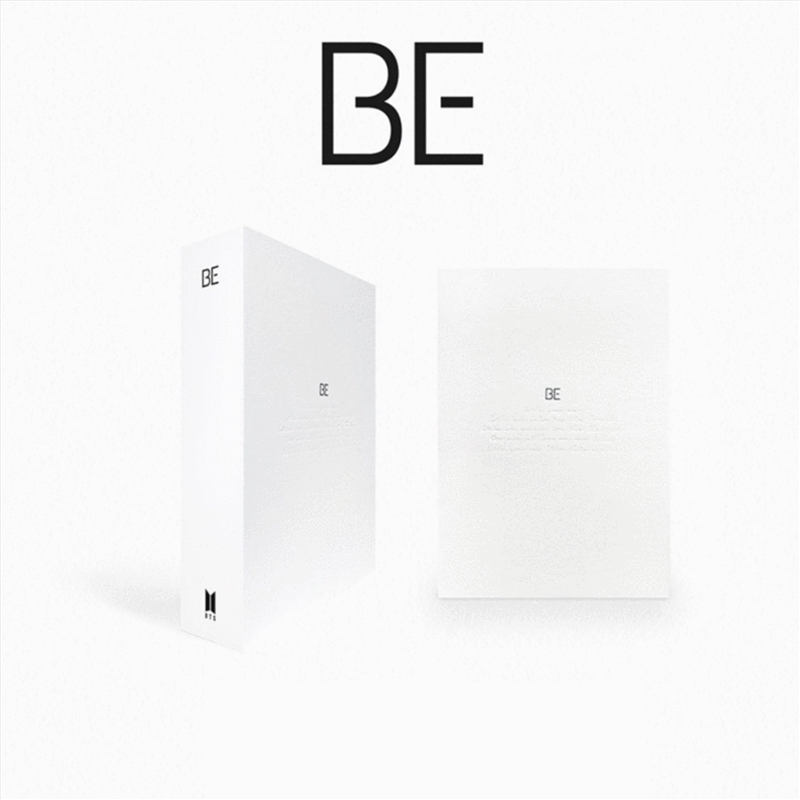 BE - Deluxe Edition | CD
