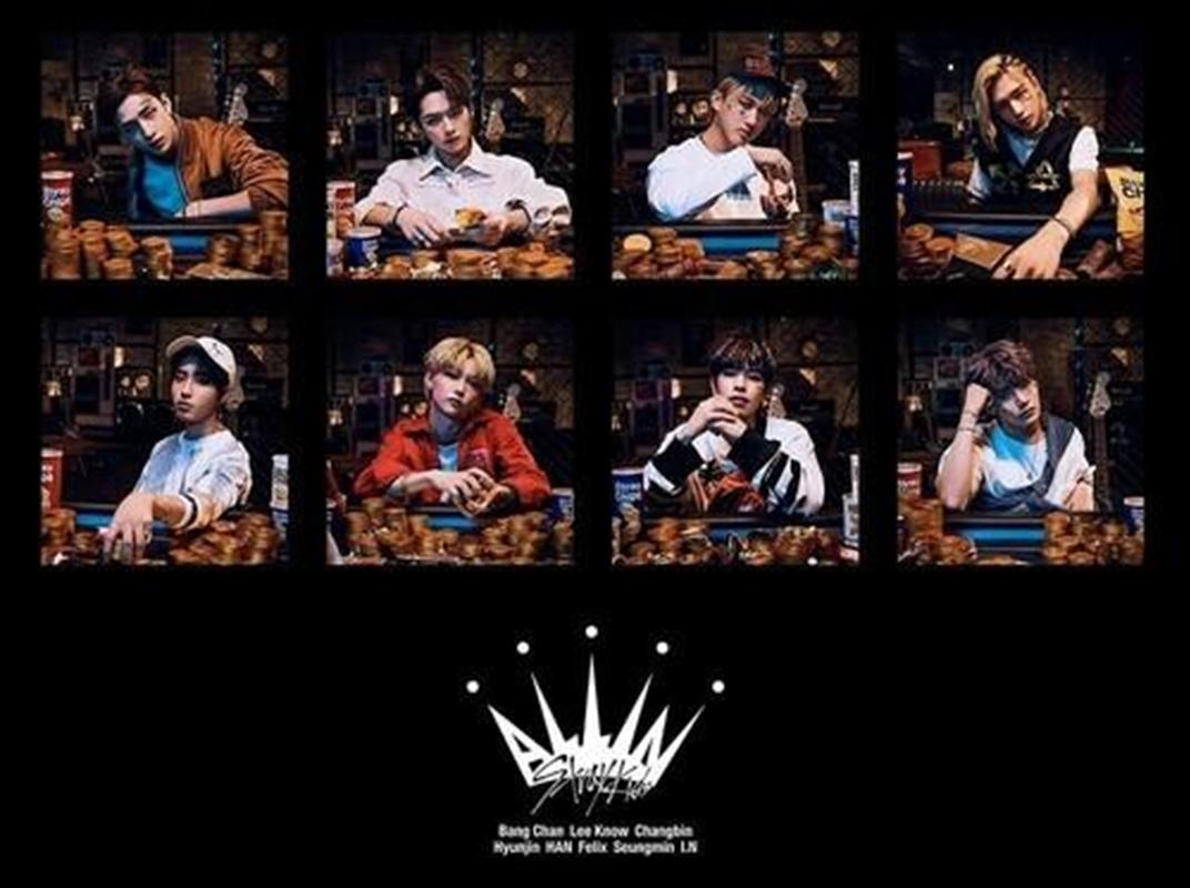 All In - Version C - Japan 1st Mini Album | CD