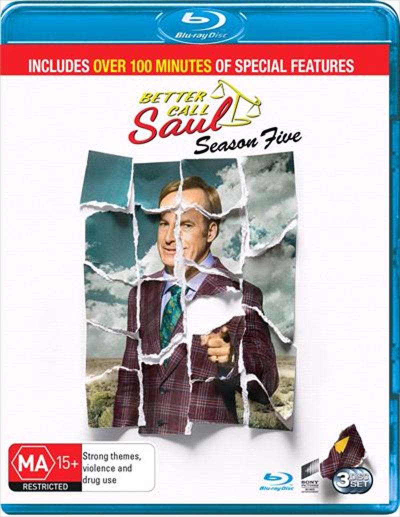 Better Call Saul - Season 5 | Blu-ray