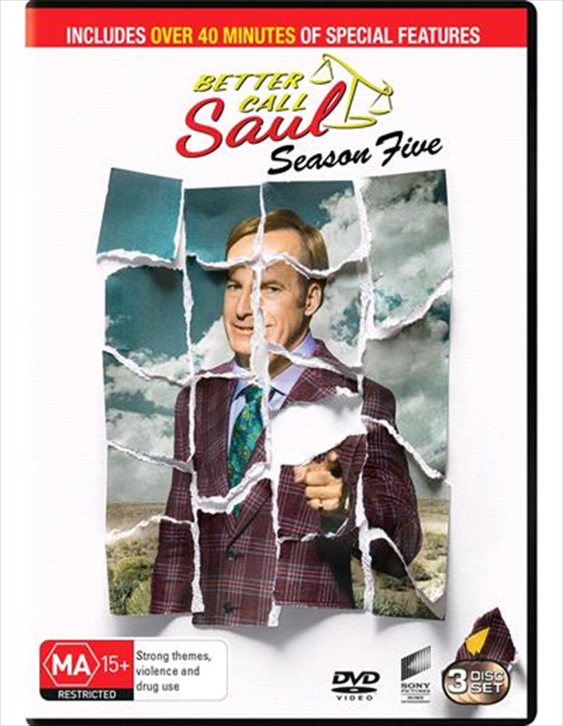 Better Call Saul - Season 5 | DVD