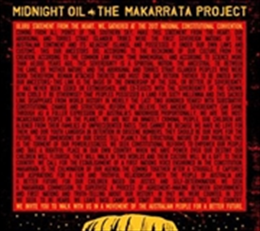 Makarrata Project, The | CD