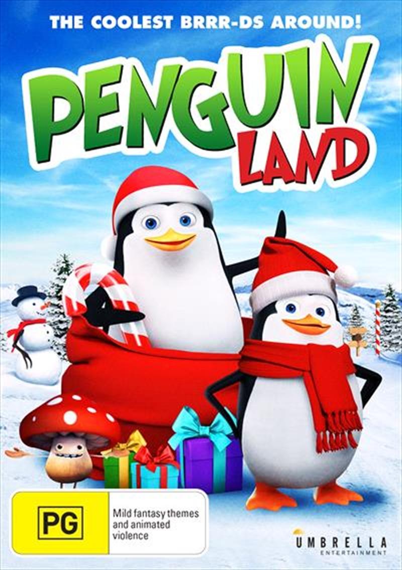 Penguin Land   DVD