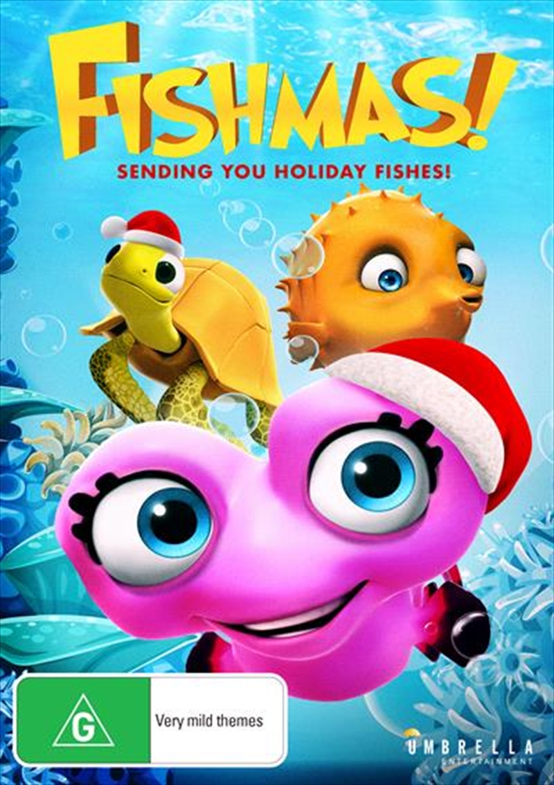 Fishmas! | DVD