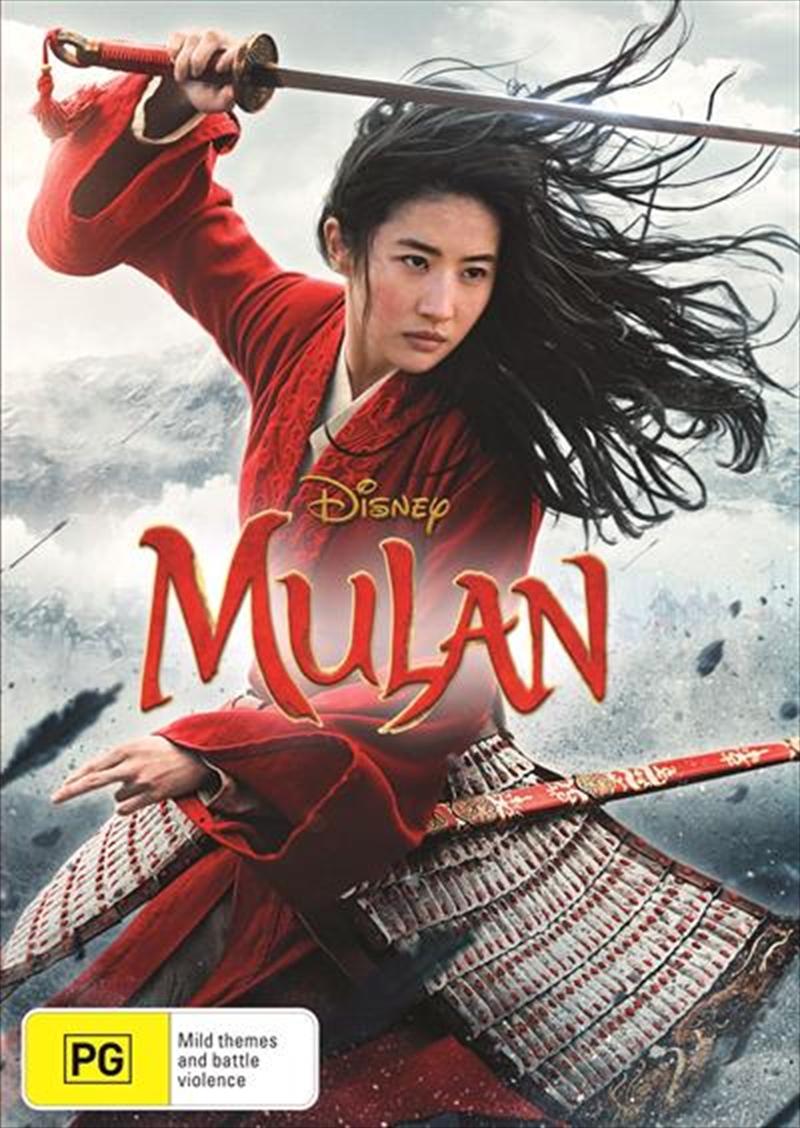 Mulan | Live Action | DVD
