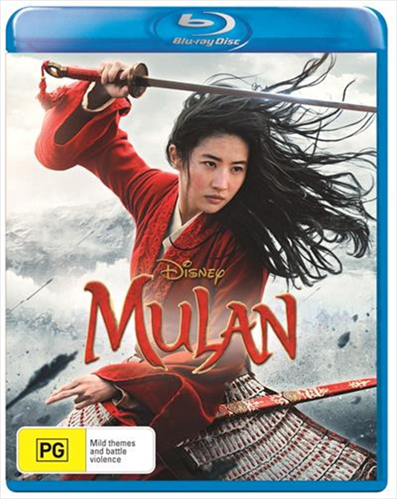 Mulan | Live Action | Blu-ray