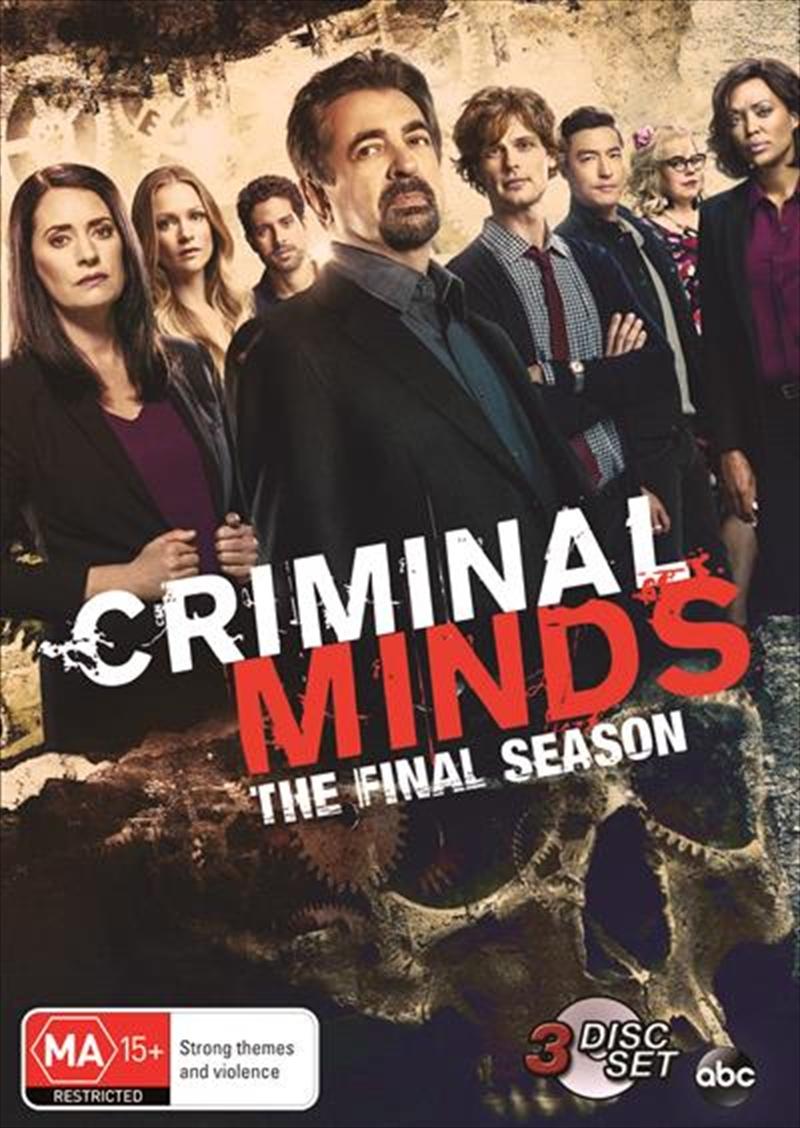 Criminal Minds - Season 15 | DVD