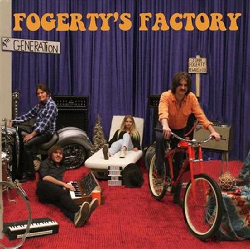 Fogerty's Factory | CD
