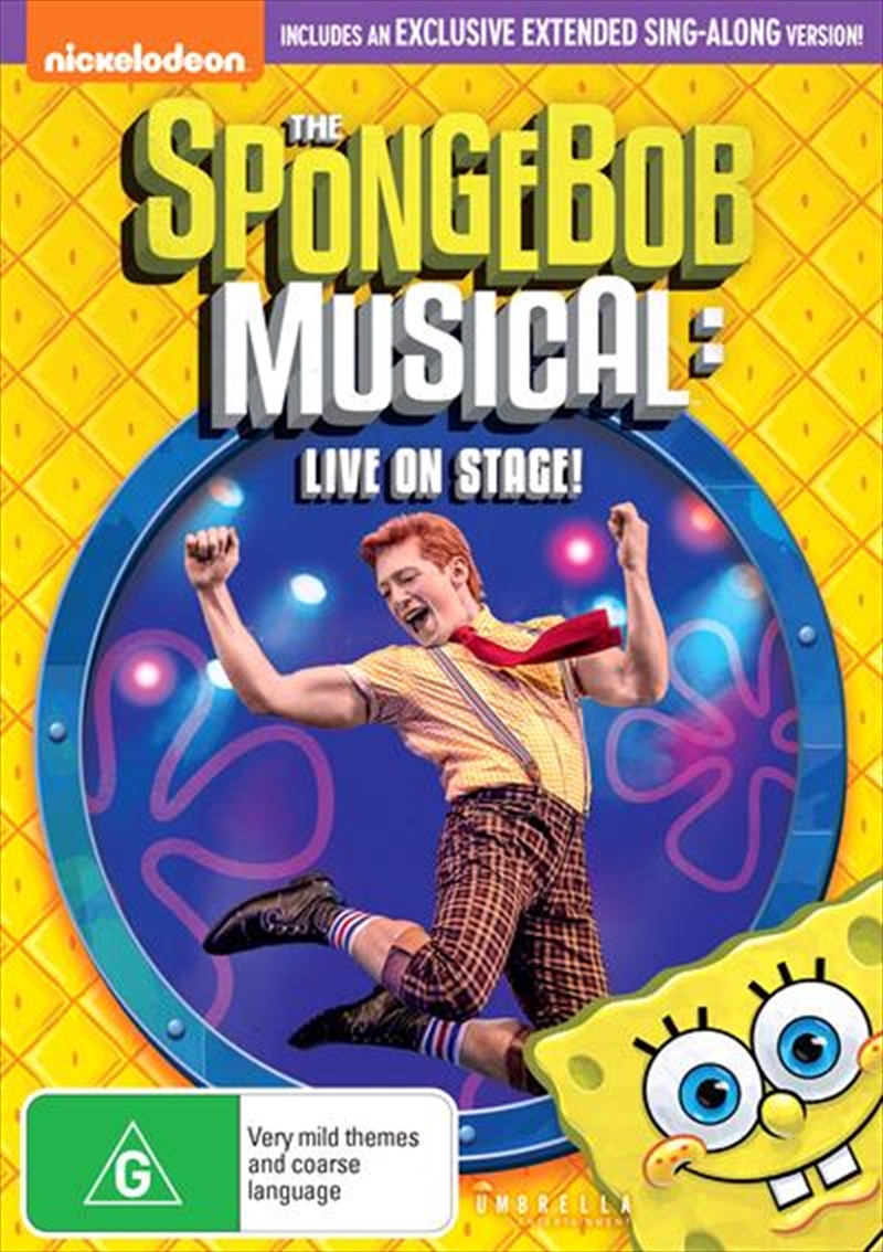 Spongebob Musical - Live On Stage!, The | DVD