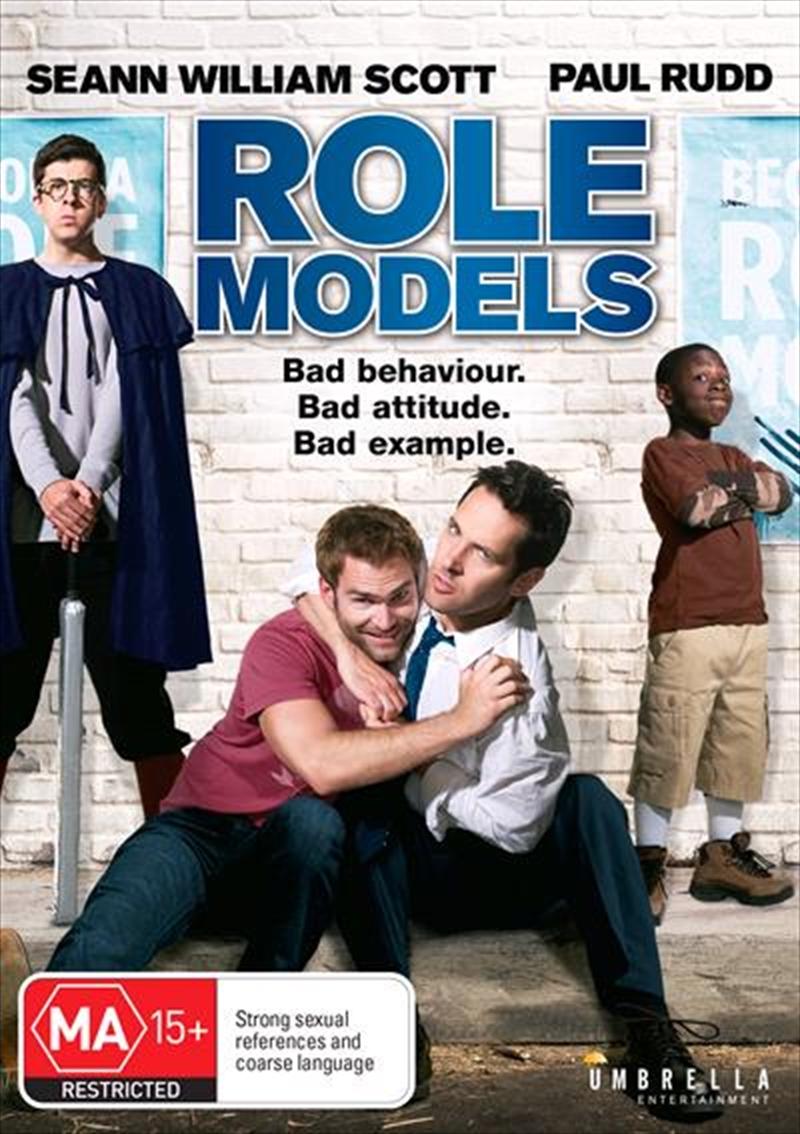 Role Models   DVD