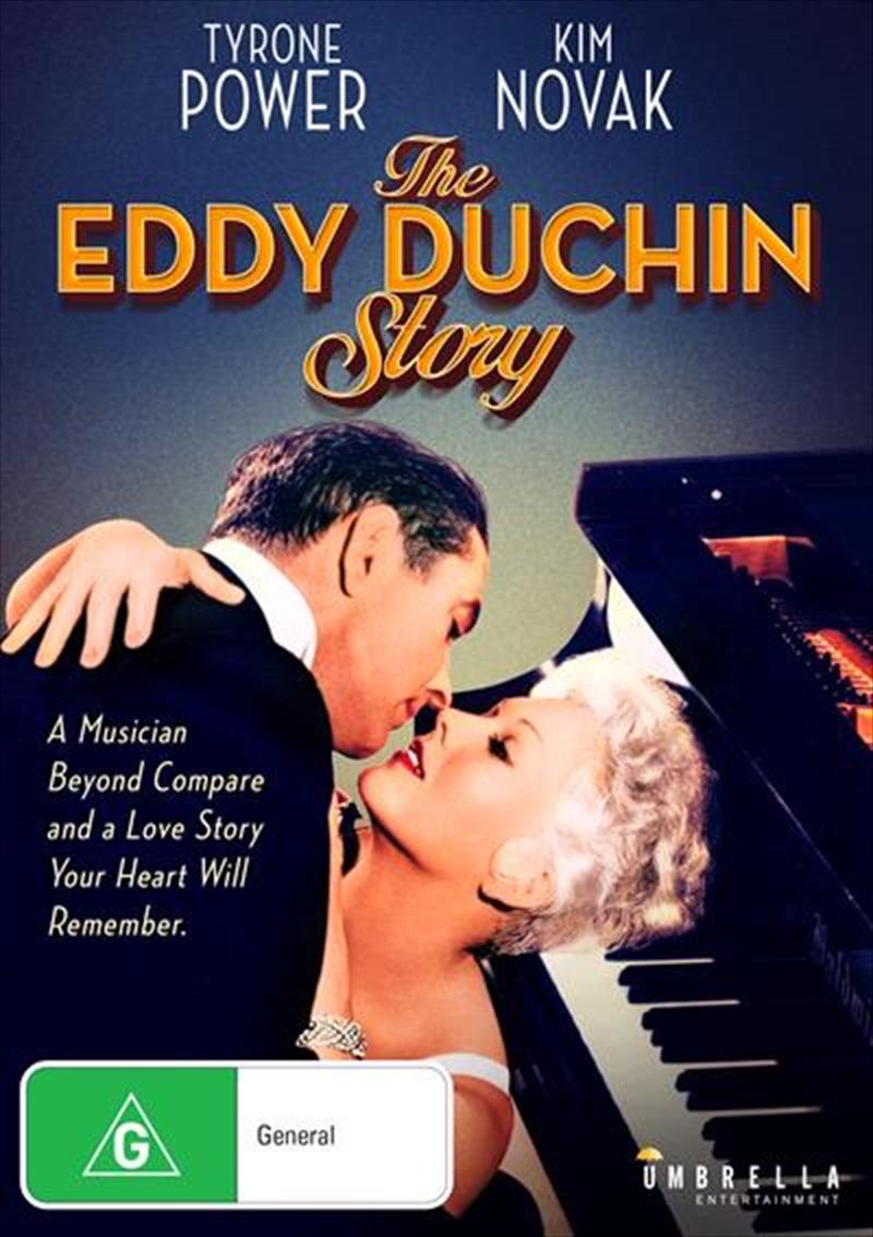 Eddy Duchin Story, The | DVD
