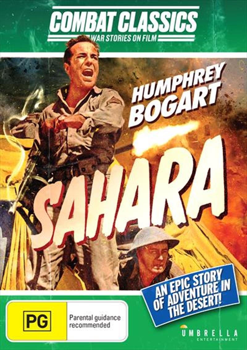 Sahara | Combat Classics | DVD
