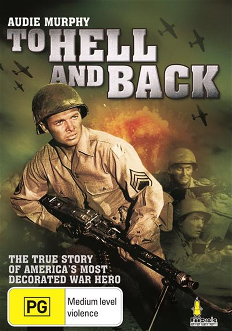 To Hell And Back   The War Collection   DVD