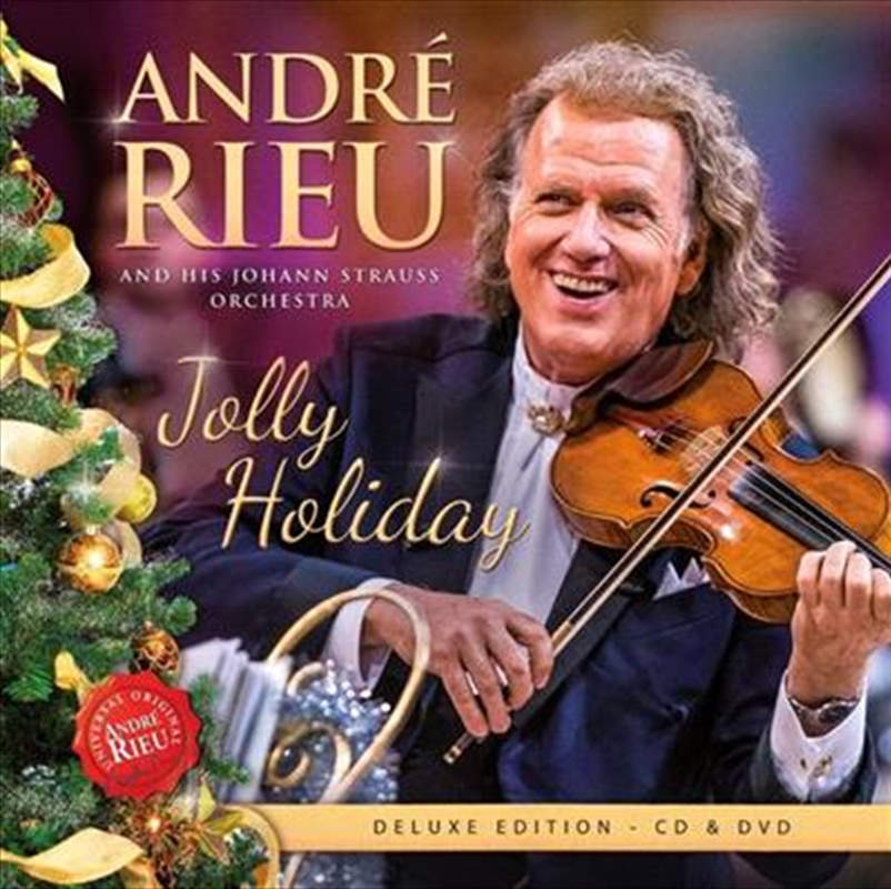 Jolly Holiday - Deluxe Edition | CD/DVD