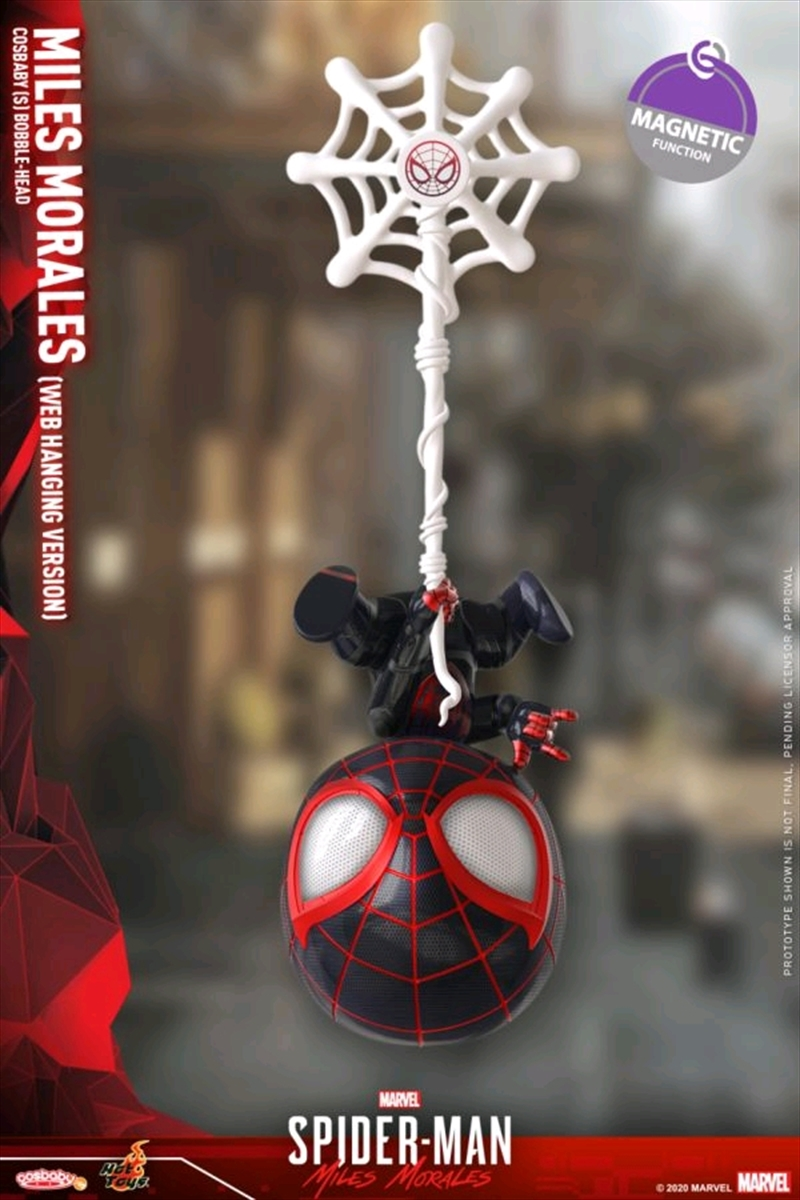 Miles Morales Camouflage Cosbaby | Merchandise