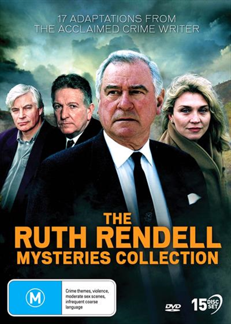 Ruth Rendell Mystery Collection, The | DVD
