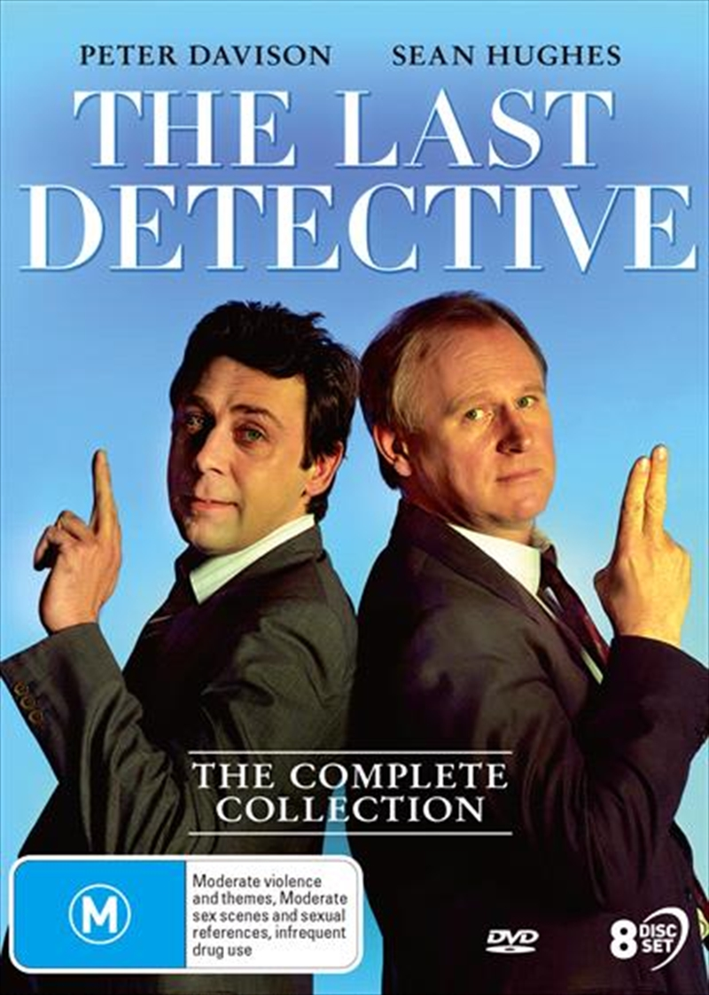 Last Detective | Complete Collection, The | DVD