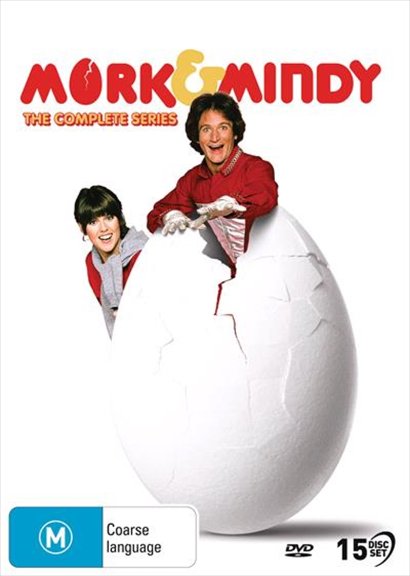 Mork and Mindy | Complete Series | DVD