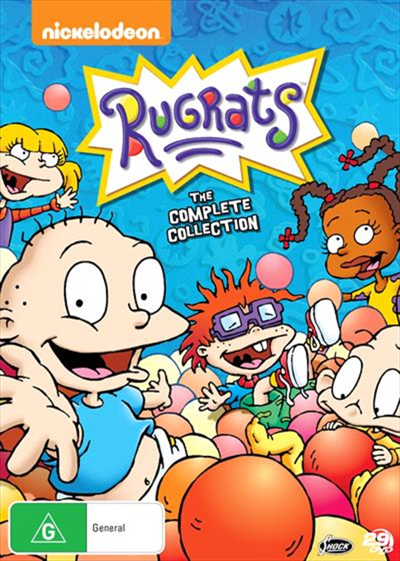 Rugrats | Series Collection | DVD