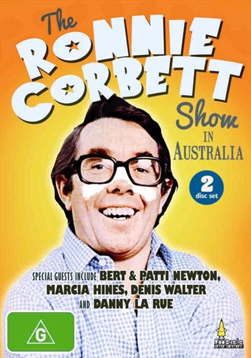 Ronnie Corbett Show, The | DVD