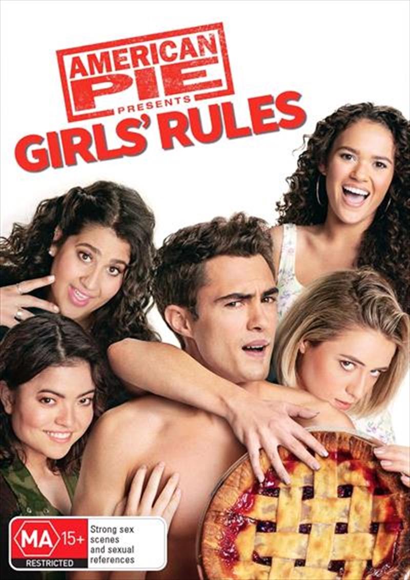 American Pie Presents- Girls' Rule | DVD