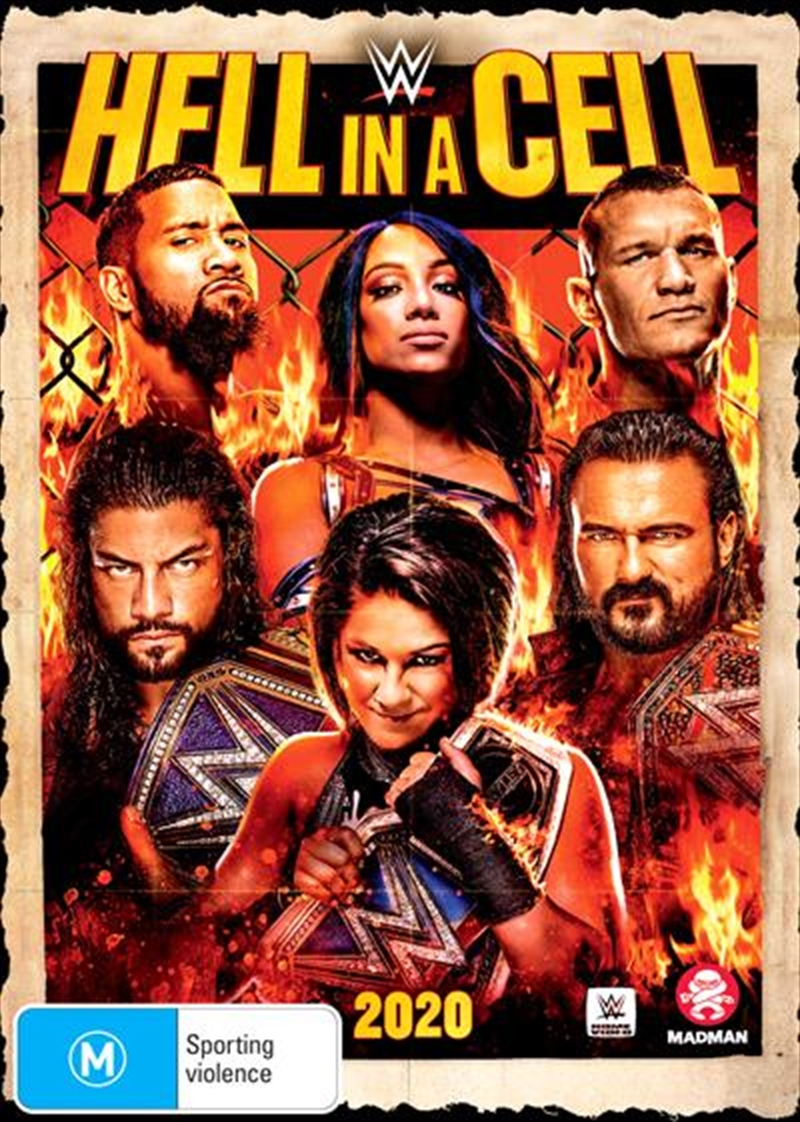 WWE - Hell In A Cell 2020 | DVD