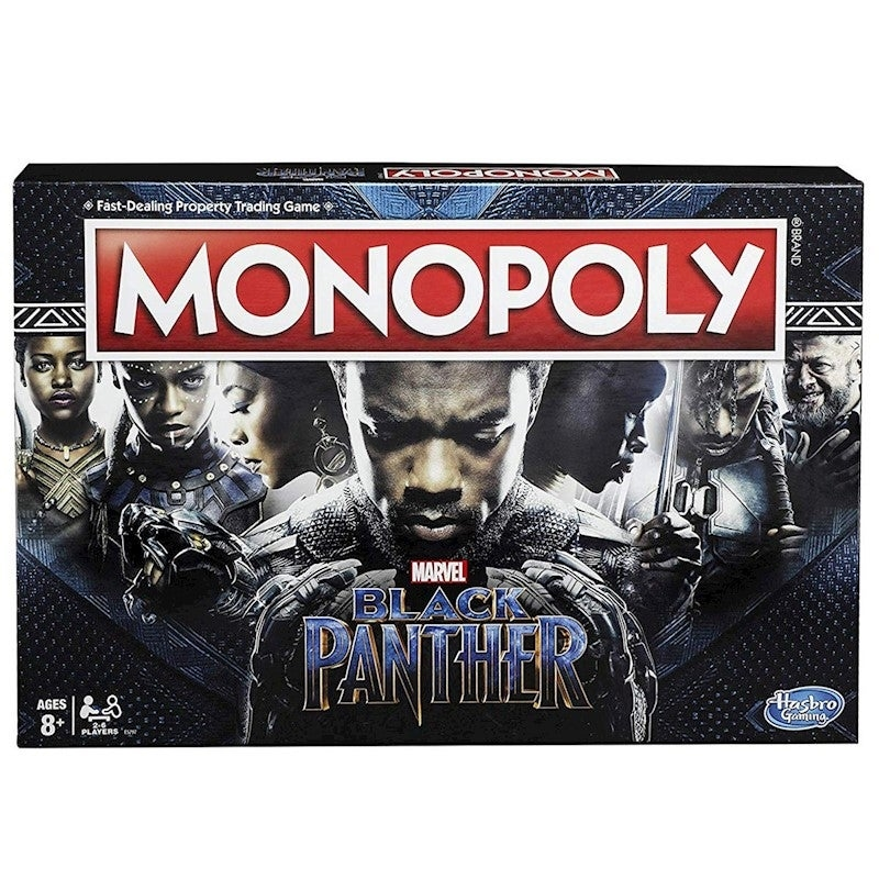 Monopoly - Black Panther Edition   Merchandise
