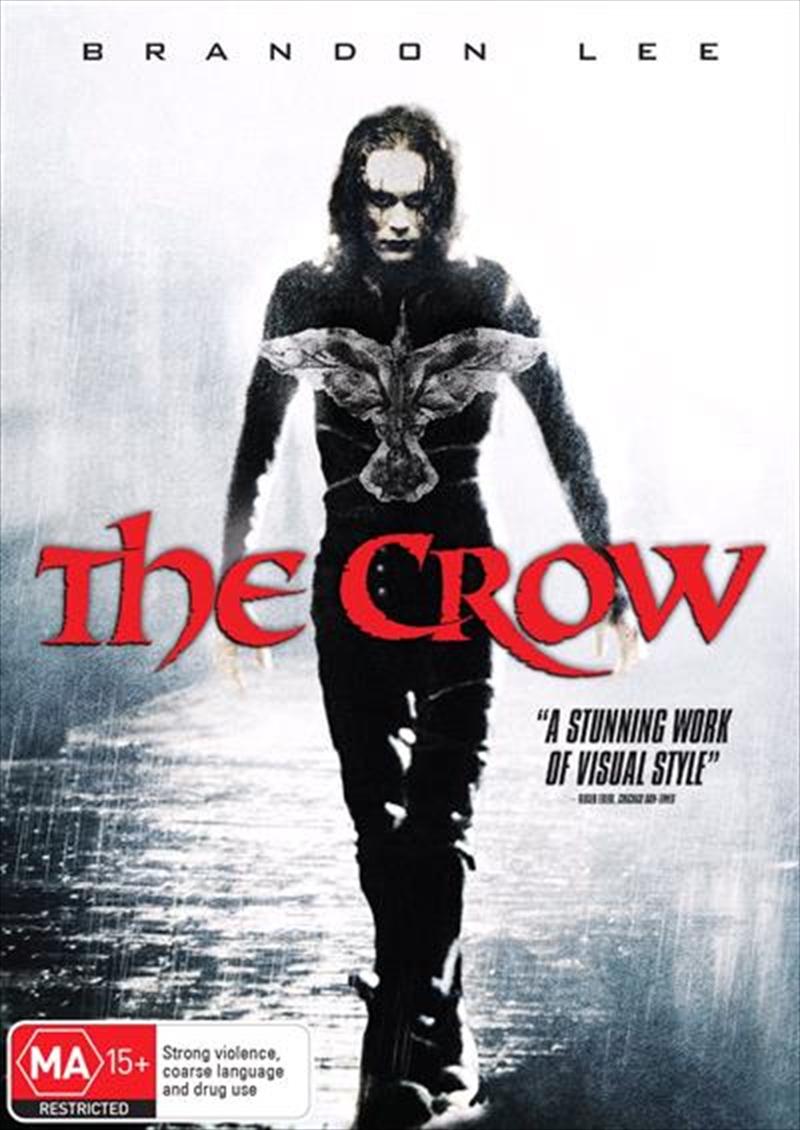 Crow, The | DVD