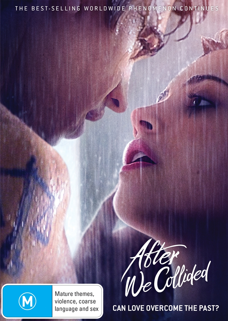 After We Collided | DVD