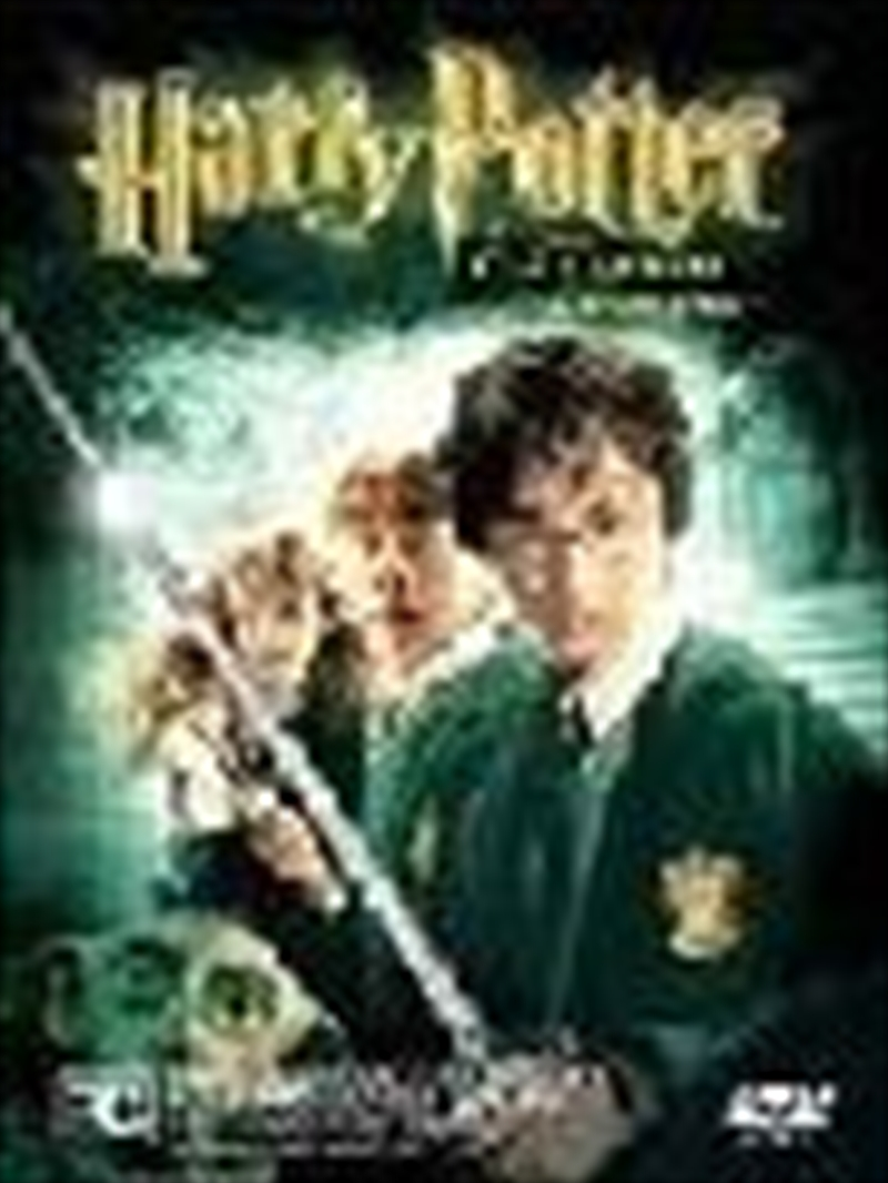 Harry Potter And The Chamber of Secrets - Collector's Edition | DVD
